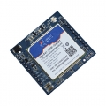 Serial UART 4G LTE module, for data transmission
