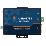 Industrial 4G/3G Modem and Serial  RS232/RS485 Data Transmit Unit