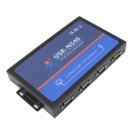 4 Serial Port RS232/RS485/RS422 to Ethernet Converter