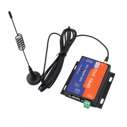 GPRS DTU Serial RS232 RS485 to GPRS,GSM/GPRS Supported