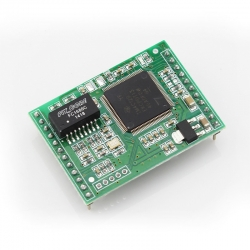 Triple Serial TTL UART to Ethernet TC /IP Module with New Cortex-M4 Kernel