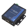 Industrial RS232/RS485/RS422 serial to Ethernet converter, 3-in-1 serial ports