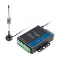 4 Channel GPRS/GSM Network IO Controller supports 4 DI/4 DO/2AI/1PT