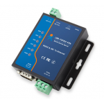 Serial RS232 RS485 to Ethernet Server Httpd Client/ Modbus TCP/DNS/DHCP