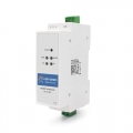 DIN-Rail RS232 Serial to Ethernet converter