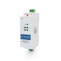 Din-Rail RS485 to WIFI and Ethernet Server Converter with Modbus RTU