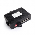 4 LAN Ports and 1 Fiber Port 100M Unmanaged Industrial Ethernet Switch