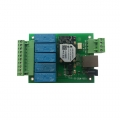 Wi-Fi relay board, cell phone remote controll, network IO