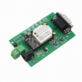 WIFI to RS232 module with  antenna - Serial to Wireless