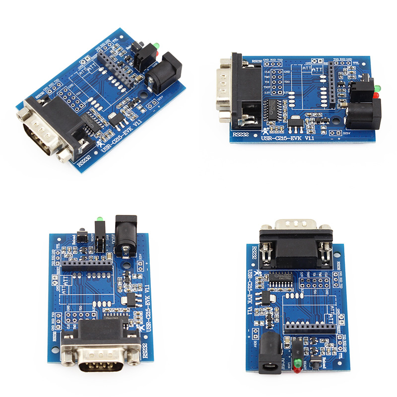 Low Power WIFI Module Evaluation Kit
