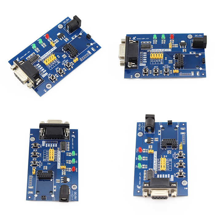 Ethernet Module Evaluation Board