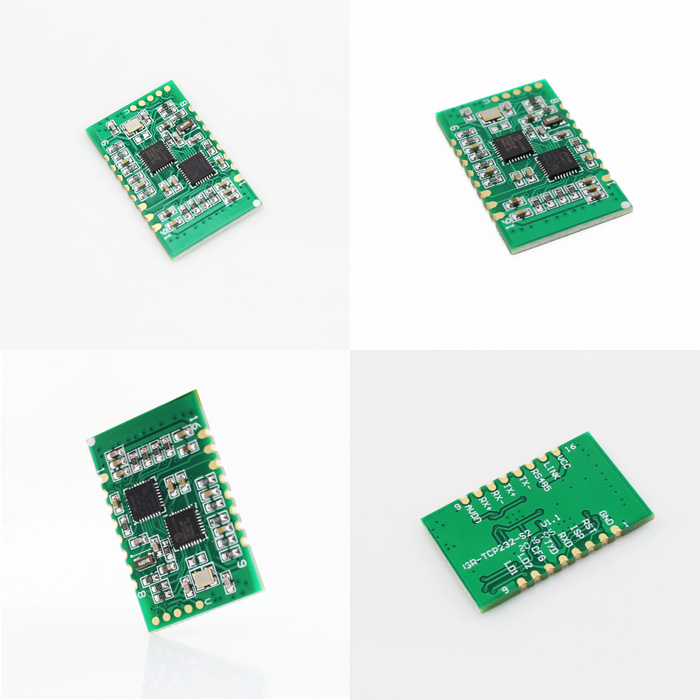 TTL Ethernet Module