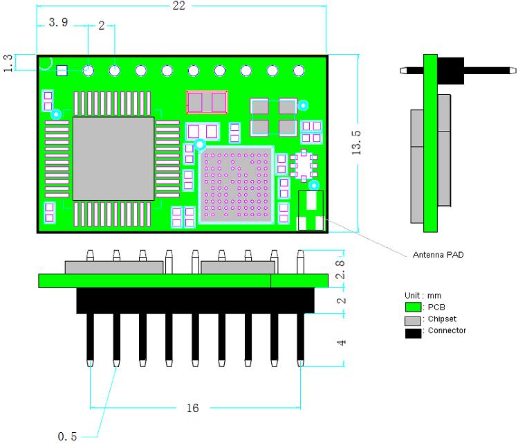 iot wifi module, iot wifi module price, embedded iot wifi module