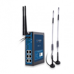 Dual SIM card 4G LTE Router, Industrial wireless router