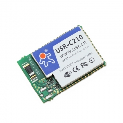 SMT type low cost Serial WIFI Module Small Size