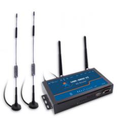 USR-G800 Industrial WIFI 4G LTE Router with 4 LAN Ports/RS232 to 4G