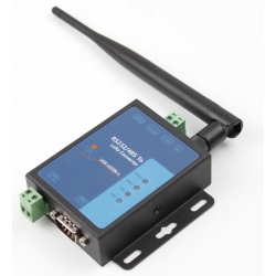 Serial RS232 RS485 to LoRa Converter Ponit to Point Mode