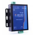 Industrial RS485 serial to Ethernet converter with modbus RUT to TCP