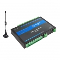 8-Way GPRS/GSM Network IO Controller supports 8 channel output/input
