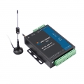 4 Channel GPRS/GSM Network IO Controller supports 4 DI/4 DO/2AI/1PT