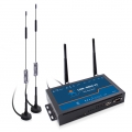 USR-G800V2 Industrial WIFI 4G LTE Router with 4 LAN Ports/RS232 to 4G