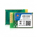 Industrial Serial UART to Wifi Module with TI CC3200 Chip