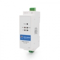 Din-rail Modbus RS485 Serial to Ethernet Converter