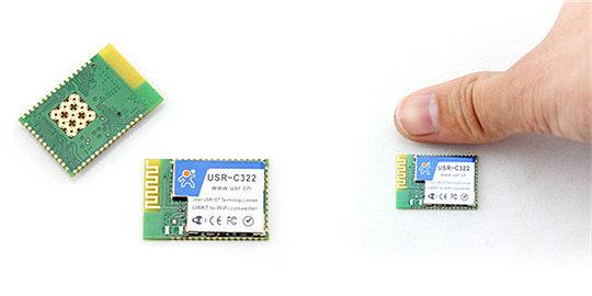 TI CC3200 chip,serial wifi module,wifi module
